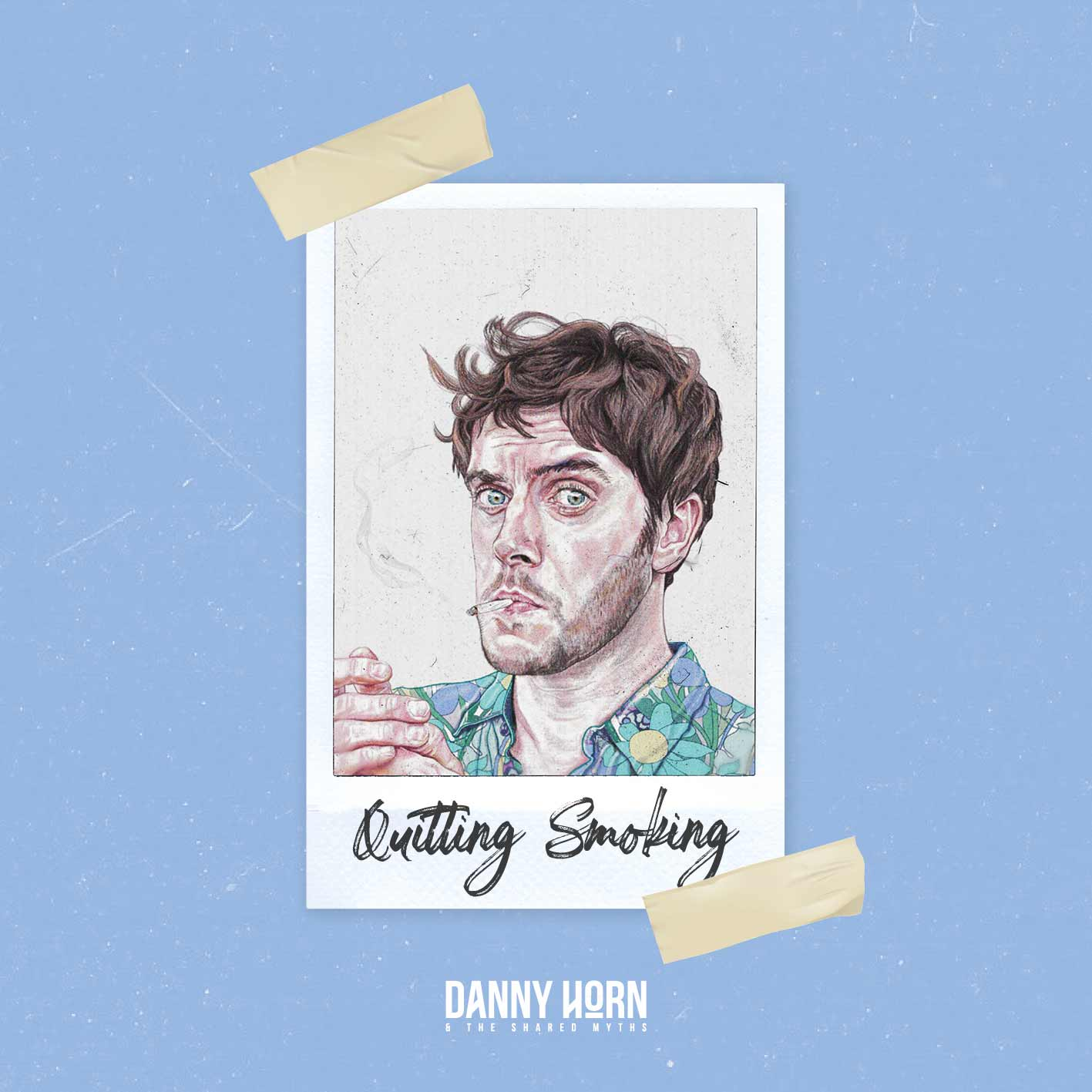 Quitting Smoking, New Album, Danny Horn & The Shared Myths